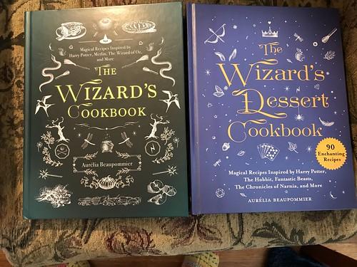 wizard cookbooks
