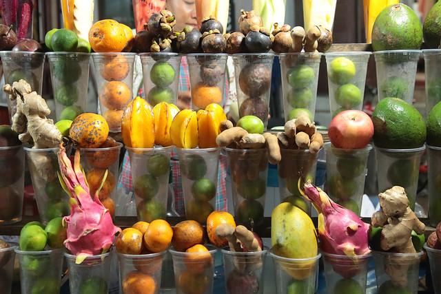 Fruit Juice Choices