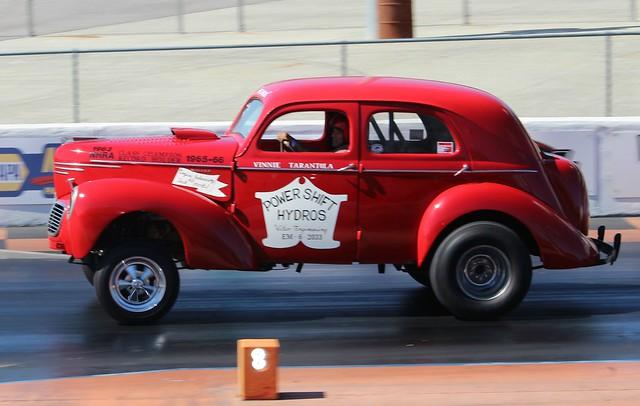 Nostalgia Reunion Drag Racing & Carshow at Galot Motorsports Park