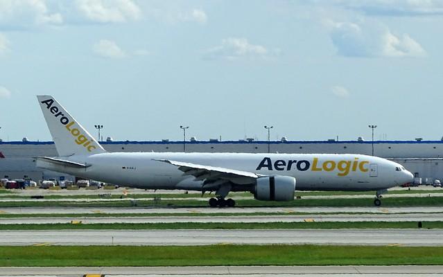 AeroLogic Boeing 777-FZN D-AALJ