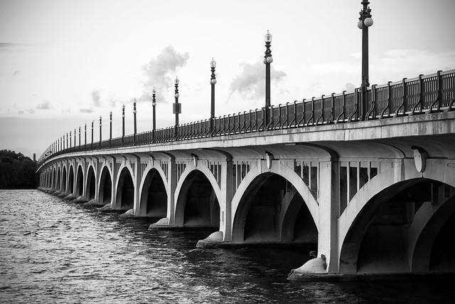 Douglas MacArthur Bridge - Detroit, MI