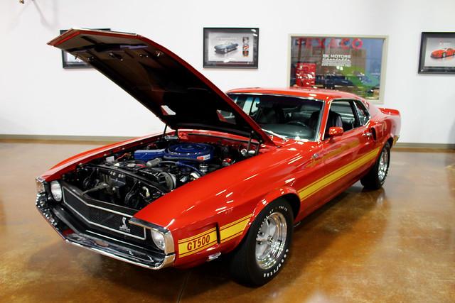 RK Motors Showroom & Carshow - Charlotte NC