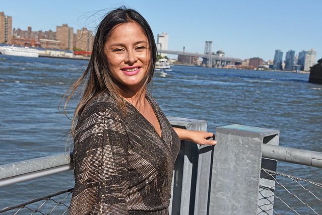 Picture Of Carolina Taken At Brooklyn Bridge Park In Brooklyn New York. Photo Taken Sunday September 29, 2019