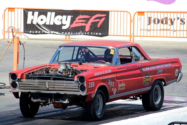 Nostalgia Reunion Drag Racing & Carshow at Galot Motorsports Park