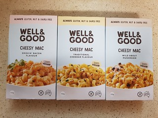 Well & Good Mac and Cheese