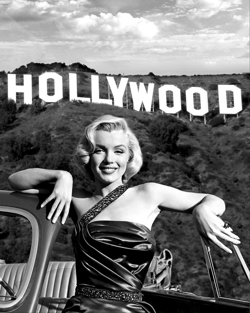 Marilyn Monroe, la reina de Hollywood