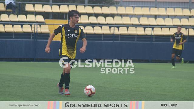 DH Juvenil. CD Roda 0-2 UCAM Murcia (12/10/2019), Jorge Sastriques