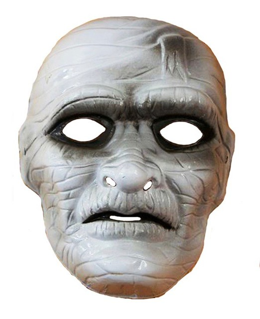 Mummy With White Complection Mask 0102