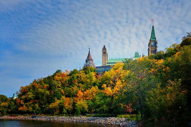 Autumn in the Capital