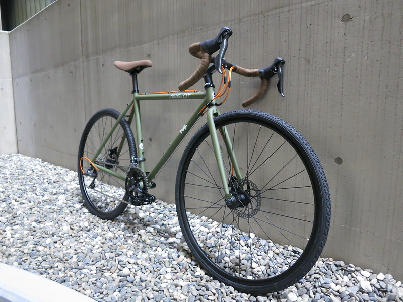 FUJI Feather CX  Matt GR 2