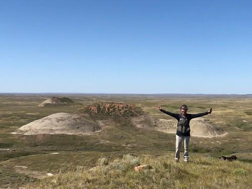 Grasslands East - Red Buttes Linda