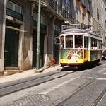 Tram 562 de Lisbonne (Portugal)