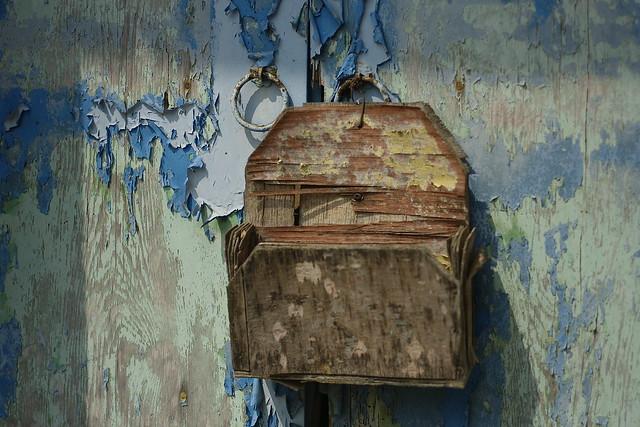 Mailbox-台中瑞井社區
