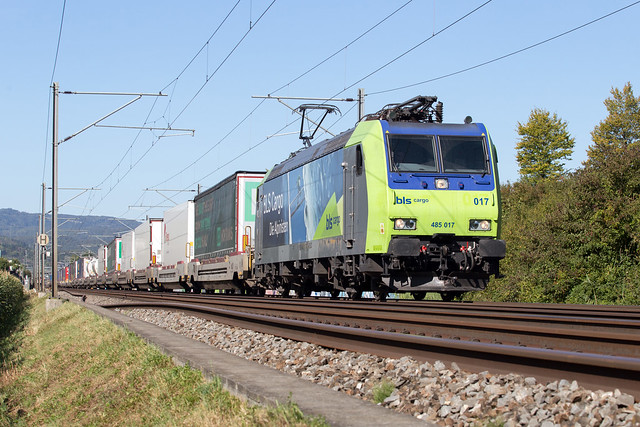 BLS Re 485 017 Sissach