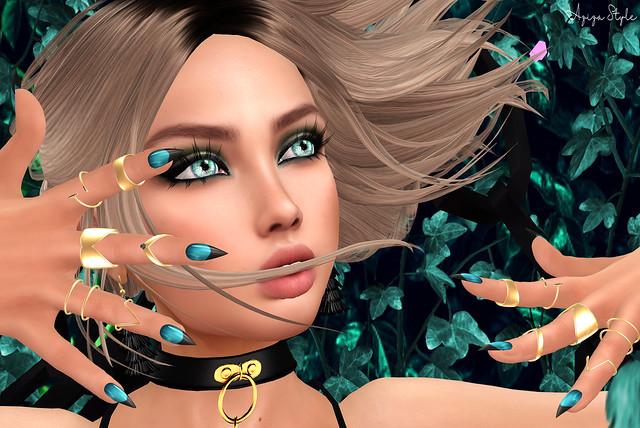 ❤ Wicked Milena Ivy