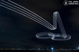 Exhibición AeroSparx