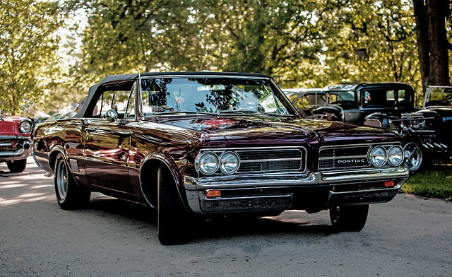 1964 Pontiac Lemans Conv.