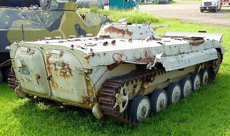 BMP-1 APC 2