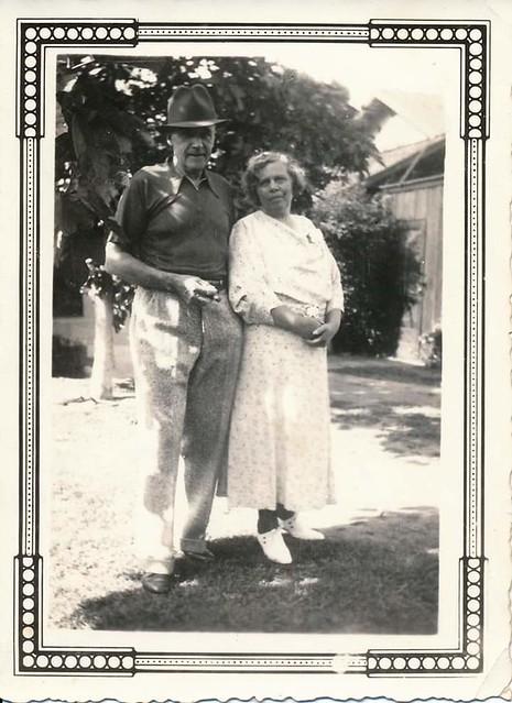 Harry and Jennie De Vries