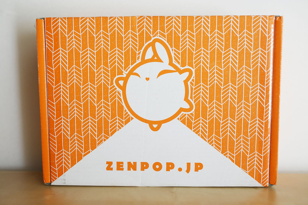 ZenPop Package Box