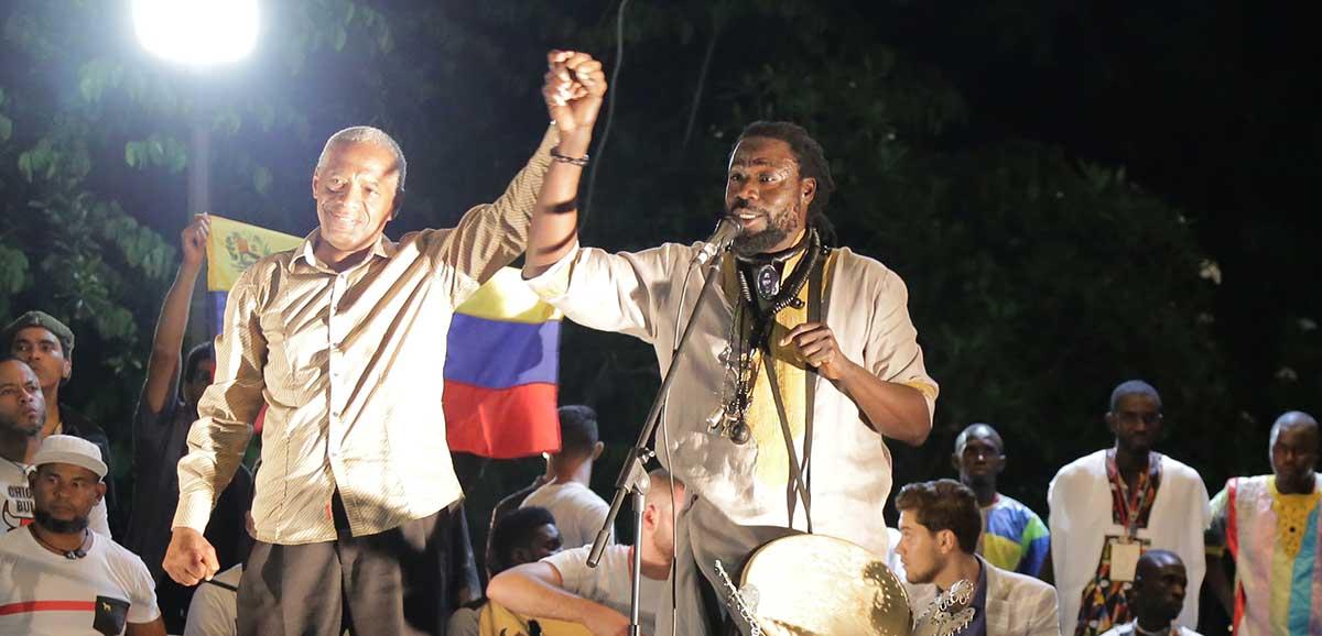 VI Festival con los Pueblos de África culmina con presentaciones en solidad con Venezuela