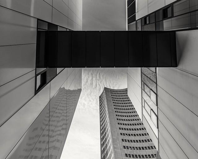 Skyscraper Leipzig