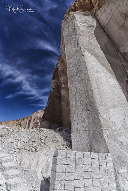 Sillar, the building material of Arequipa