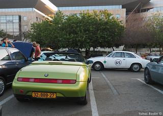 Alfa Romeo Spider Type 916 and GT 1600 Junior