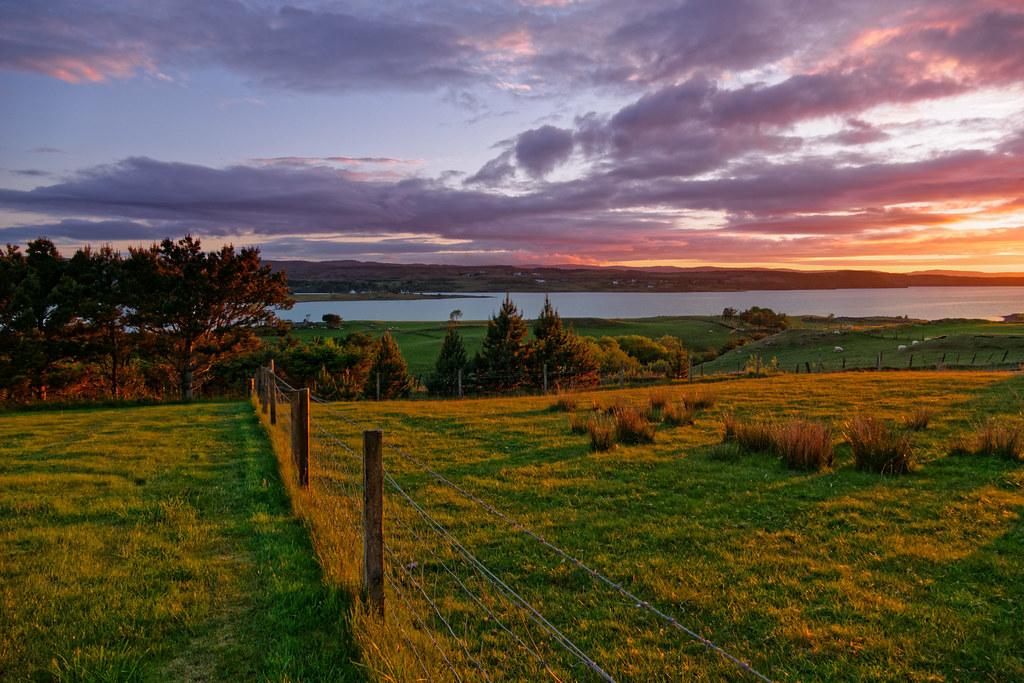 Couchez de soleil sur l'île de Skye 48889005288_c112ca5fd7_b