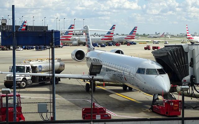 American Eagle (Skywest) Bombardier CRJ-700 N710SK
