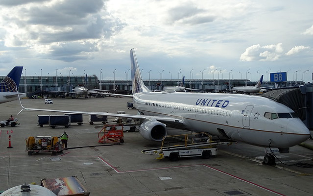 United Airlines Boeing 737-900ER