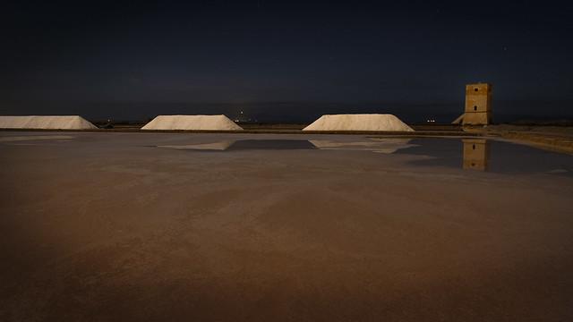 salt factory - Trapani - Italy