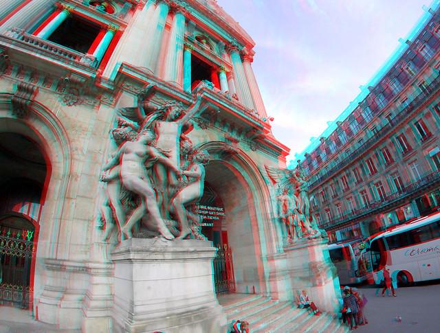 Palais Garnier - Opera National de Paris 3D GoPro