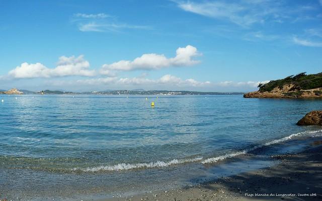 La plage du Langoustier......