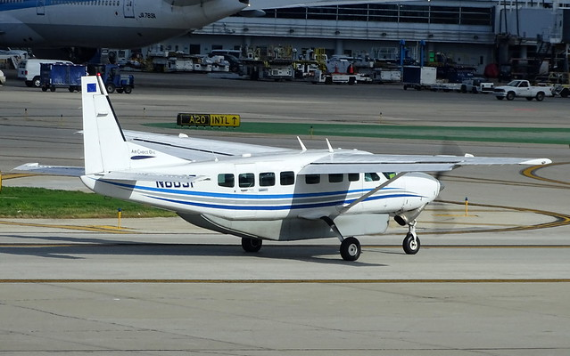Air Choice One Cessna 208B Grand Caravan N803F