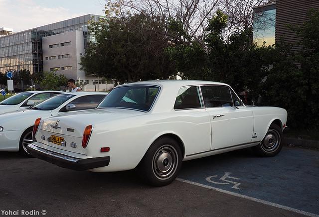 Rolls-Royce Corniche 2 door