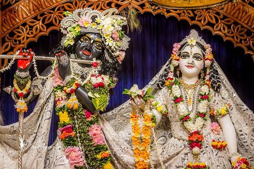 ISKCON Mayapur Deity Darshan 13 Oct 2019