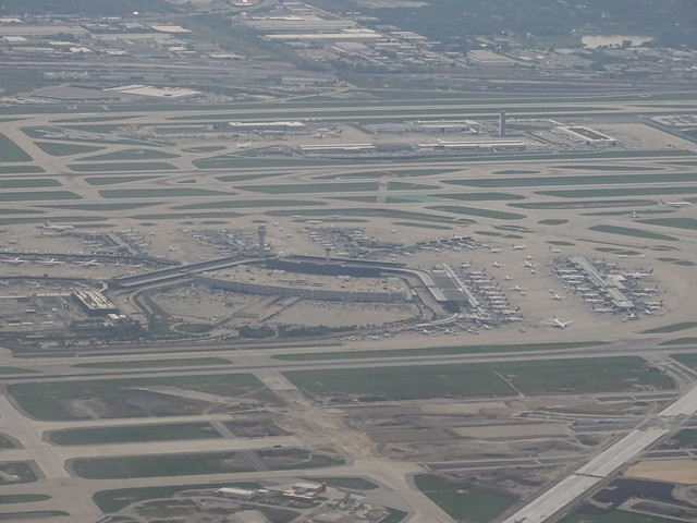 Chicago O'Hare International Airport Overview