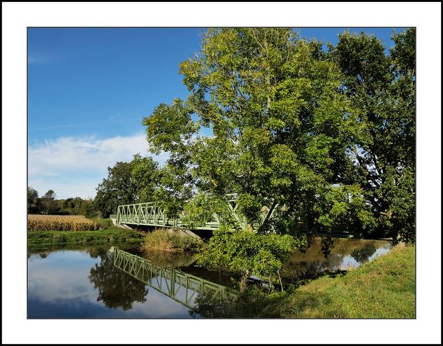 Rottal - das grüne Wunder, Rottbrücke in Schwaim