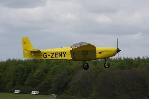 G-ZENY Zenair CH601 [PFA 162-13668] Popham 050519