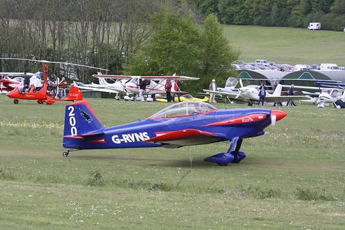 G-RVNS Vans RV-4 [PFA 181-12443] Popham 050519