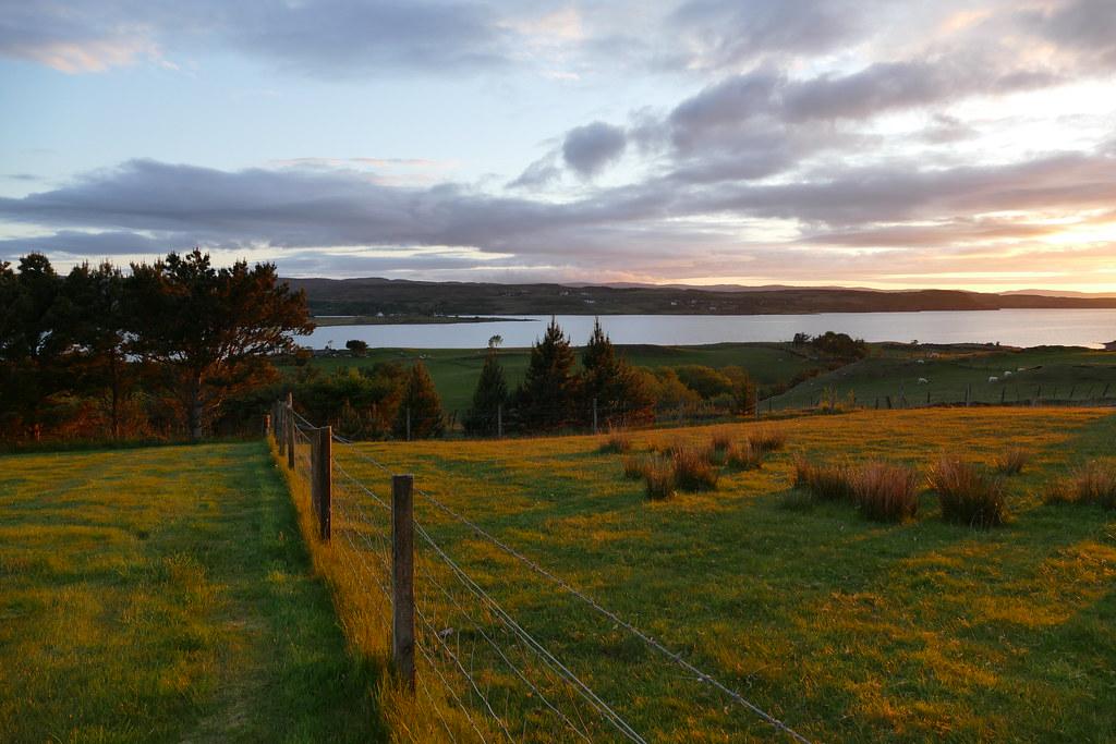 Couchez de soleil sur l'île de Skye 48889420486_abc4725dd5_b