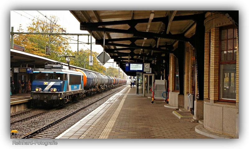 Train-Charter-Events  (RFS)  101001  Naarden-Bussum (NL)