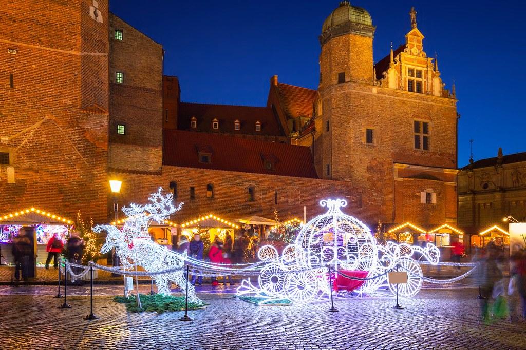 Gdańskin joulutori
