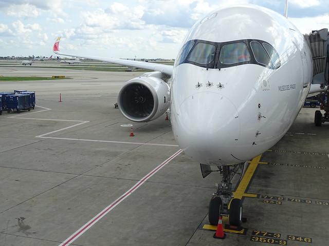 Iberia Airbus A350-941 EC-NBE
