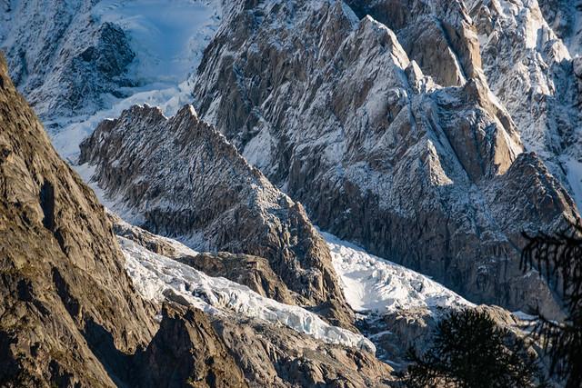 Glacier de Plampincieux