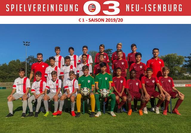 C 1 Saison 2019/20