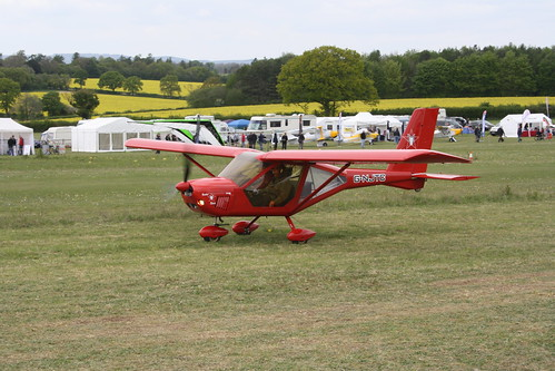 G-NJTC Aeroprakt A22L [PFA 317A-14565] Popham 050519