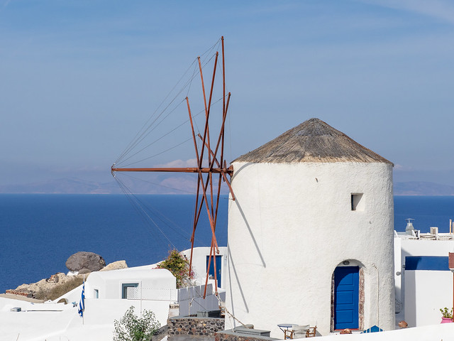 Oia, Santorini, Cyclades