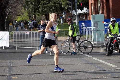 2019 Melbourne Marathon
